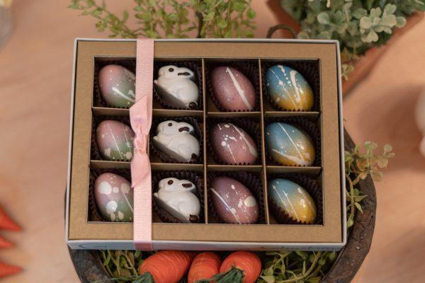 Easter Window Box