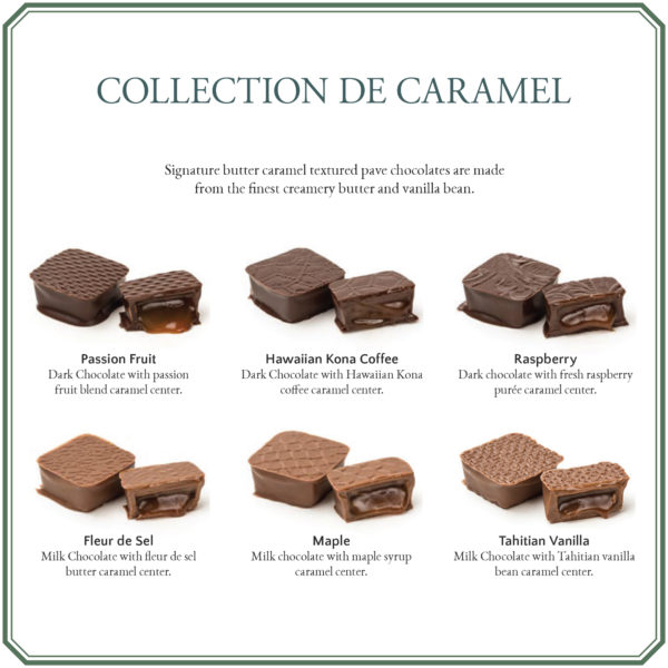 Collection de Caramel