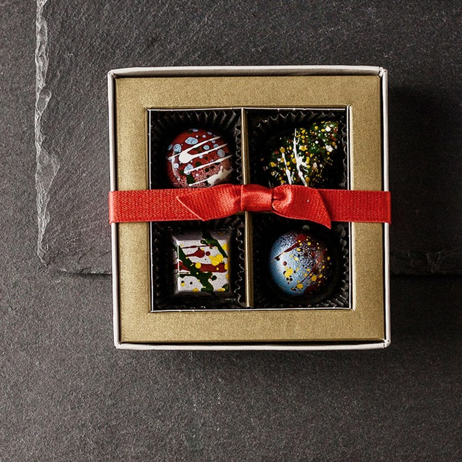 Ghyslain Holiday Collection 4-Count