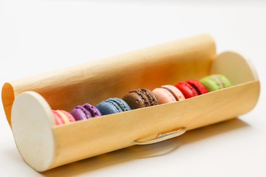 French Macaron 7-Count Sleeve
