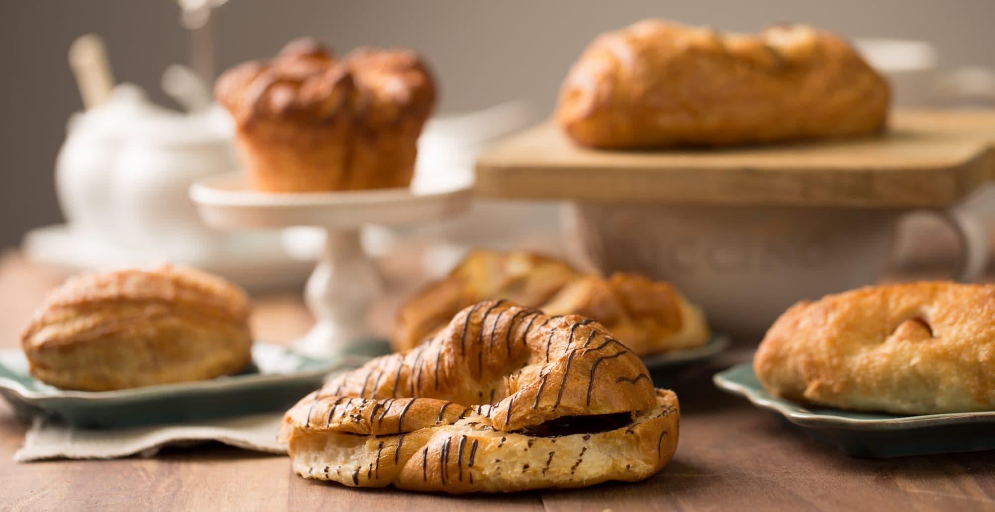 Bread & Croissants - Ghyslain Chocolatier