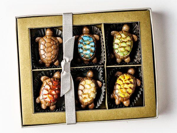 Turtle Mosaiques