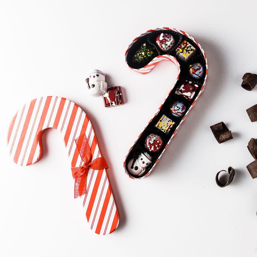 Ghyslain Candy Cane Box