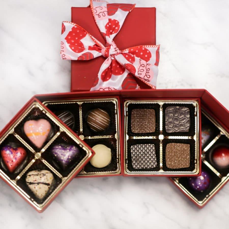 Valentine Red Presentoire