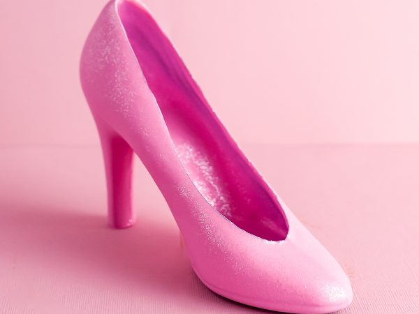 Pink Chocolate Stiletto